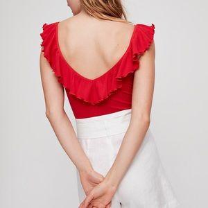Aritzia Intimates & Sleepwear - NWT Aritzia Danette Bodysuit - S